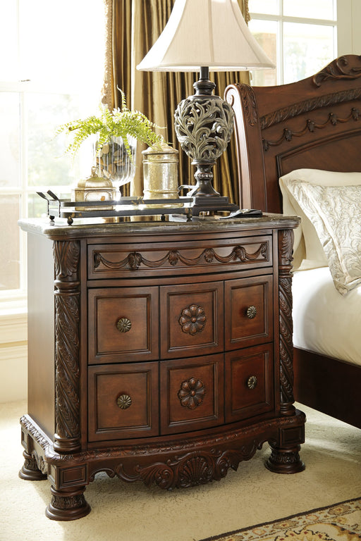 North Shore Millennium by Ashley Nightstand image