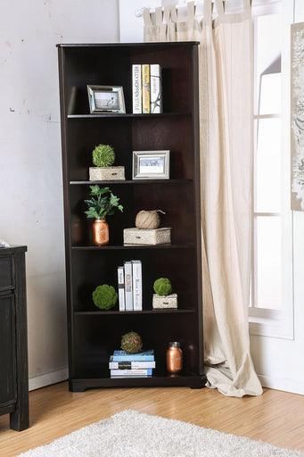 Rockwall Dark Walnut Bookshelf image
