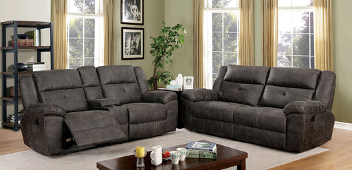 Chichester Dark Brown Sofa + Love Seat image