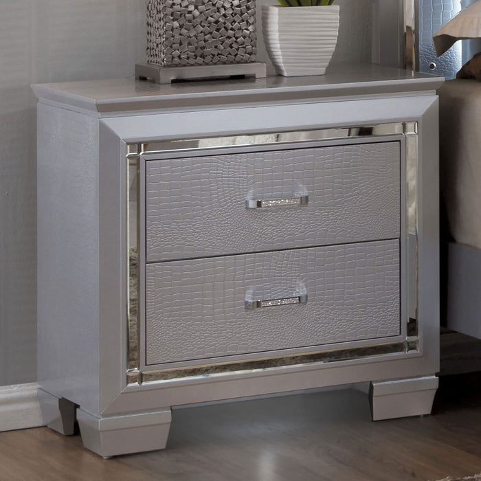 BELLANOVA Silver Night Stand image