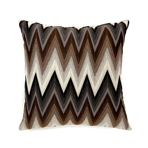 "Ziggs Brown 18"" X 18"" Pillow, Brown (2/CTN) image"