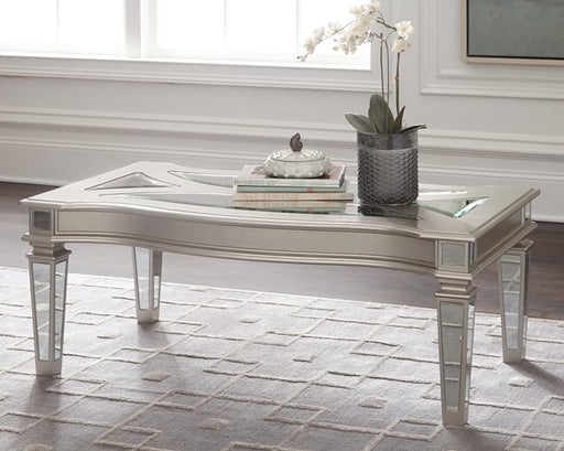 Tessani Signature Design by Ashley Cocktail Table image