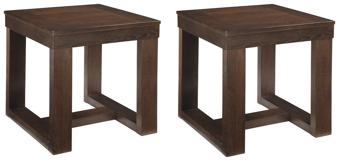 Watson Signature Design 2-Piece End Table Set image