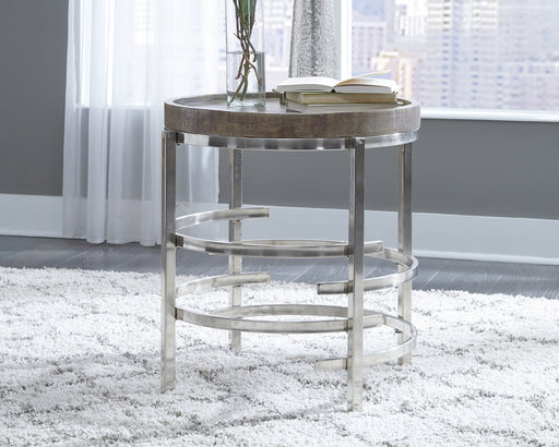 Zinelli Signature Design by Ashley End Table image