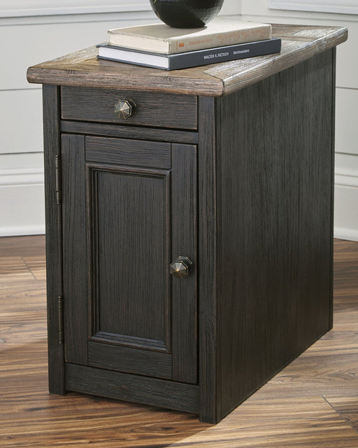 Tyler Creek Signature Design by Ashley End Table Chair Side image