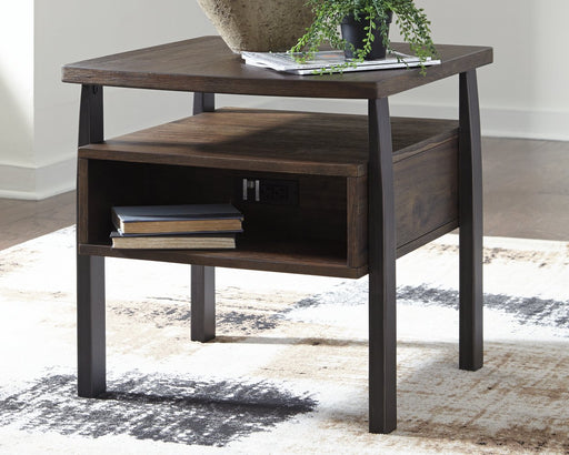 Vailbry Signature Design by Ashley End Table image