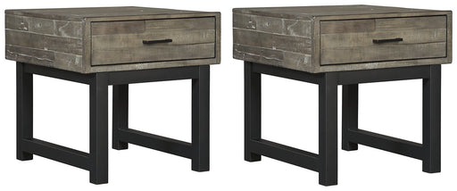 Mondoro Signature Design 2-Piece End Table Set image