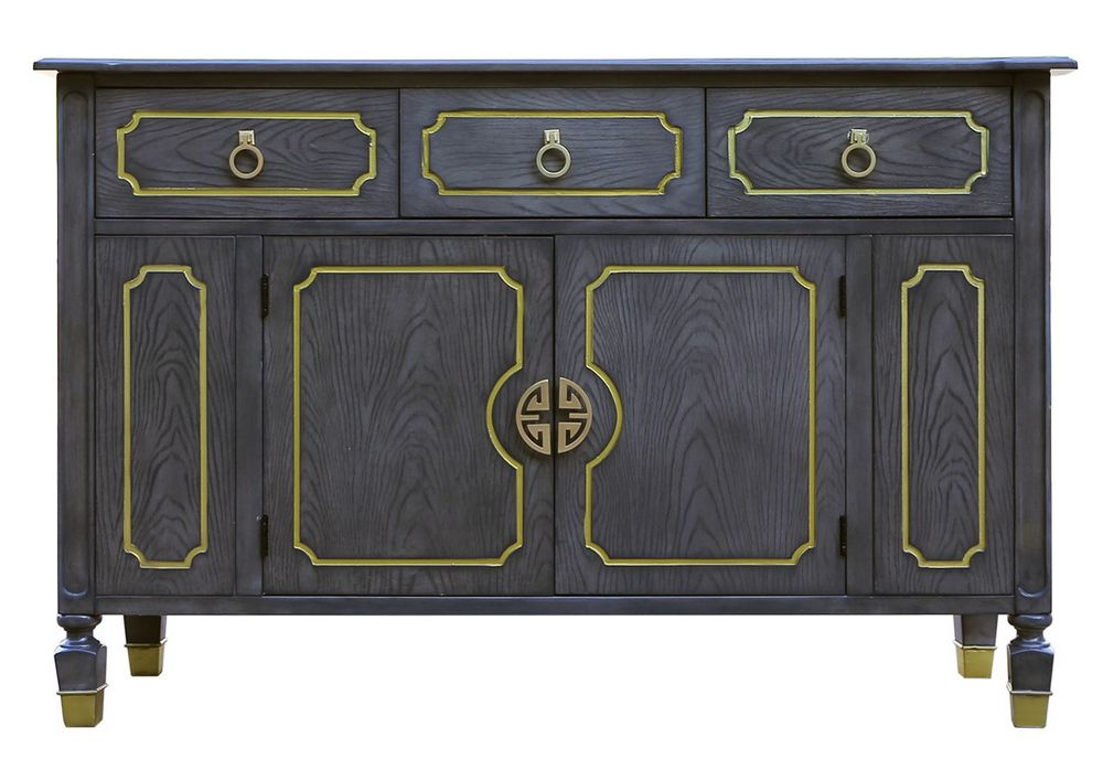 Acme Furniture House Marchese Dresser in Tobacco 28905 image
