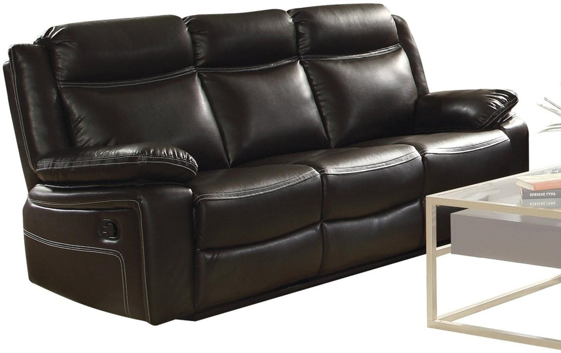 Acme Furniture Corra Motion Sofa in Espresso 52050 image