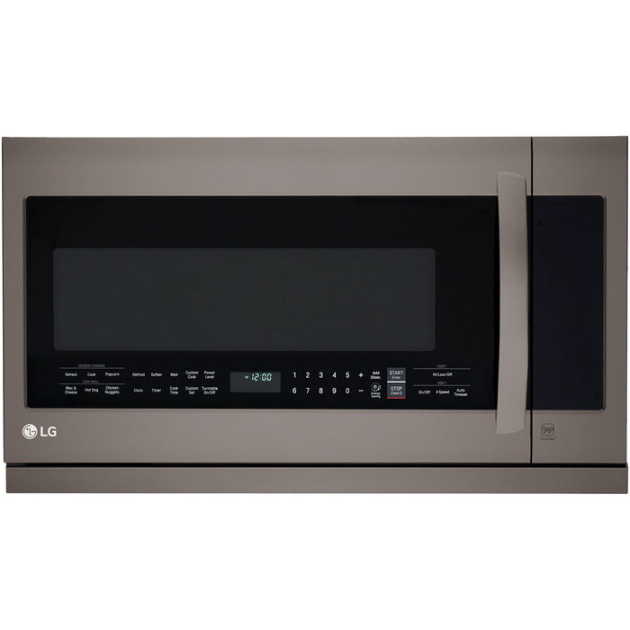 LG 2.2 CF Over-the-Range Microwave