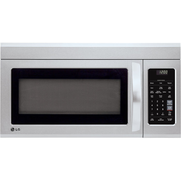 LG 1.8 CF Over-the-Range Microwave