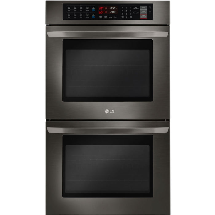 "LG 9.4 CF / 30"" Electric Double Wall Oven"
