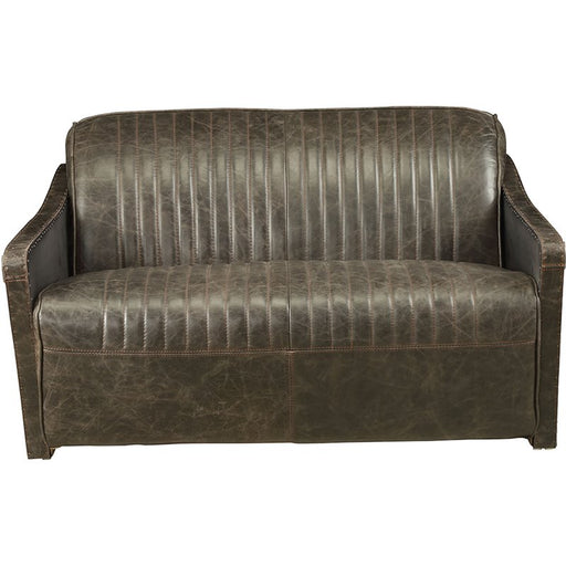 Acme Furniture Tula Loveseat in Distress Espresso 52436 image