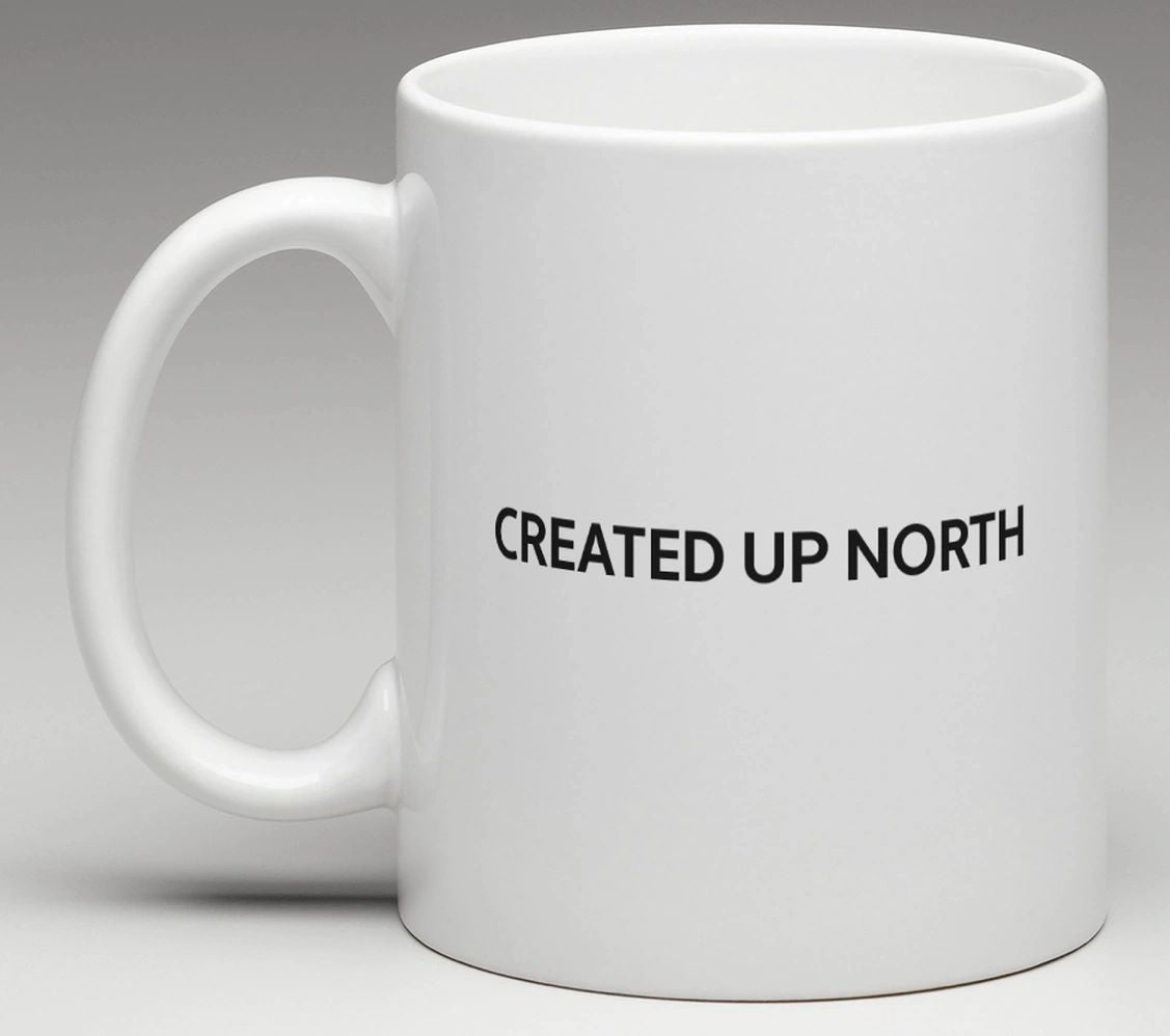 Created up North Mug