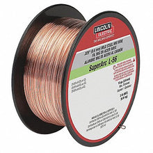 Load image into Gallery viewer, LINCOLN ELECTRIC ED030631 - MIG Welding Wire L-56 .030 Spool