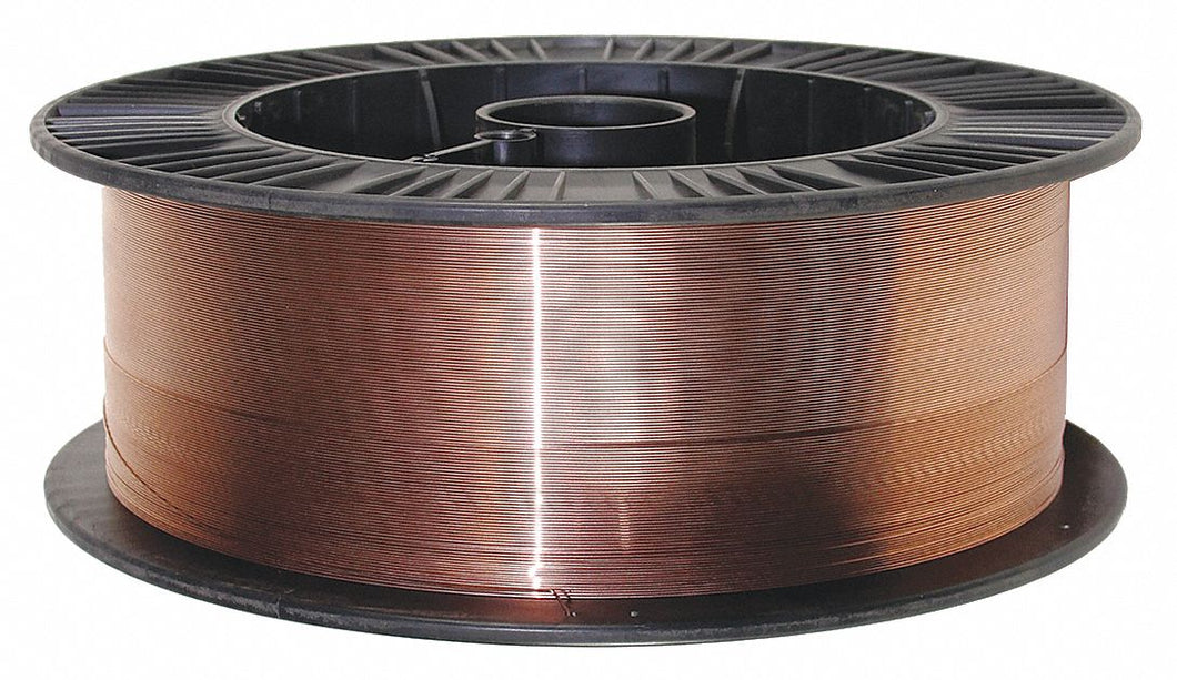 WESTWARD 20YD89 - Welding Wire 0.045 in.dia. ER100S1