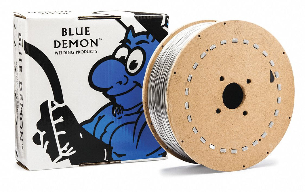 BLUE DEMON 58FCG04525 - FluxCore Gasless Hardface Wire .045X25lb