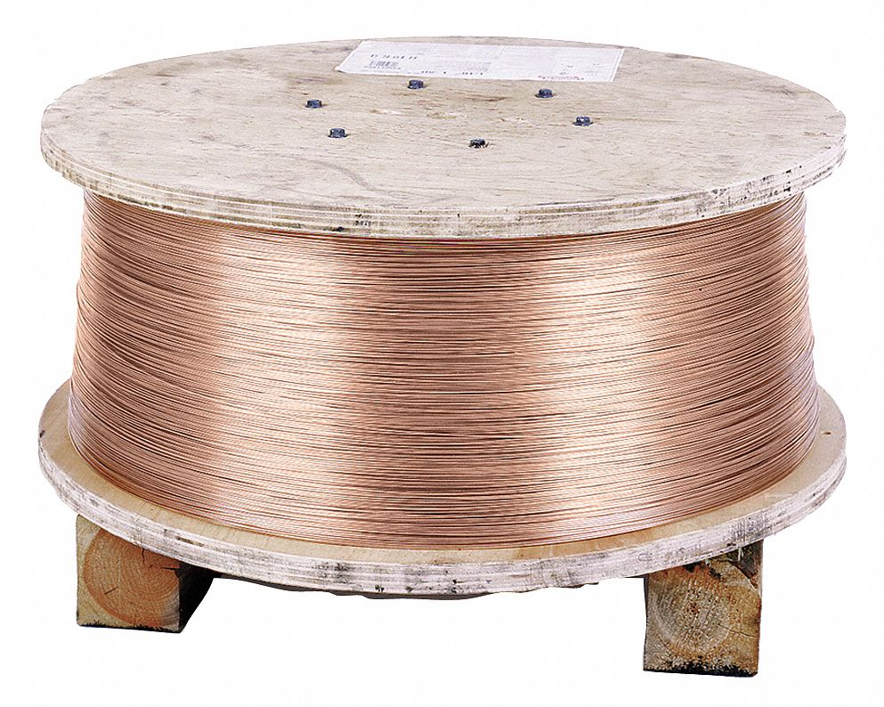 LINCOLN ELECTRIC ED033076 - Welding Wire 50-51 Rc