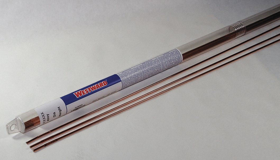 WESTWARD 20AP61 - Filler Metal 1/16 ER80SB2