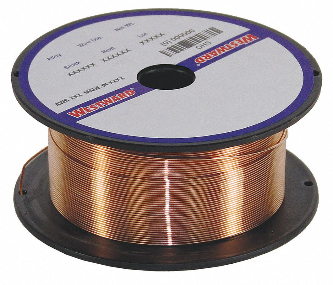 WESTWARD 30XN93 - MIG Welding Wire Carbon Steel 0.035 in.
