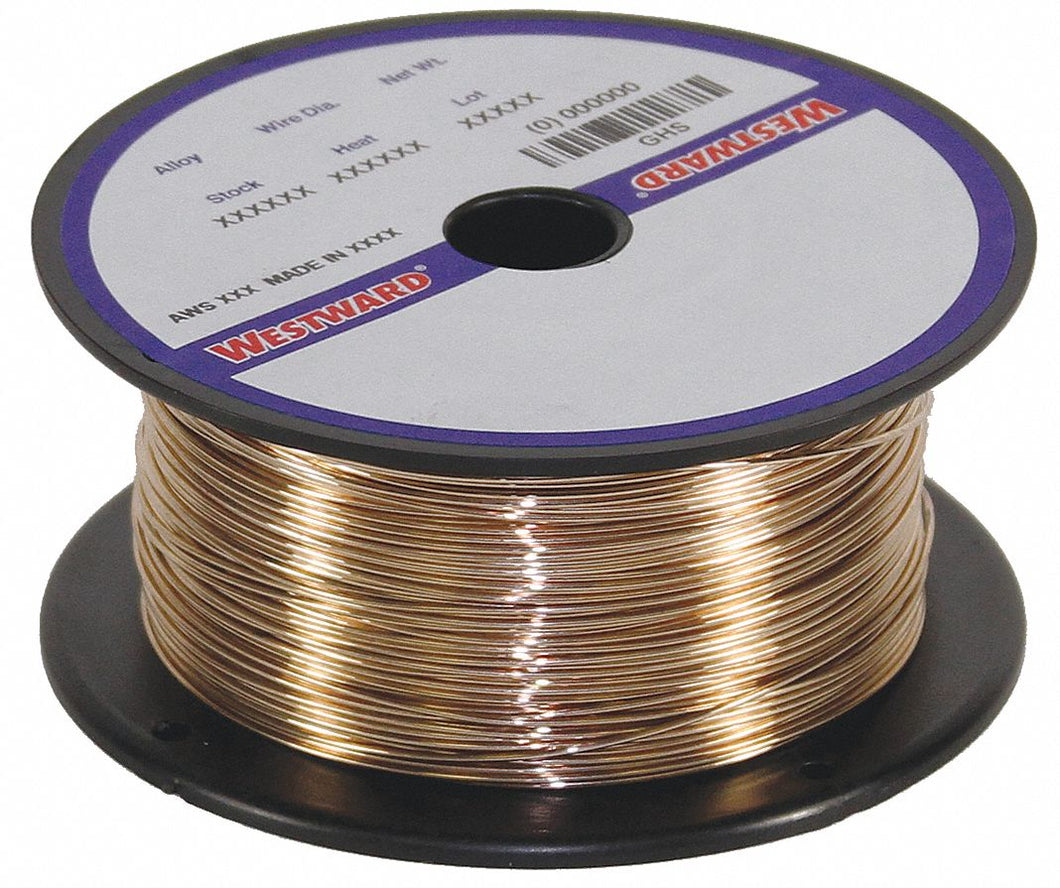 WESTWARD 30XP78 - MIG Welding Wire Silicon Bronze 0.045 in