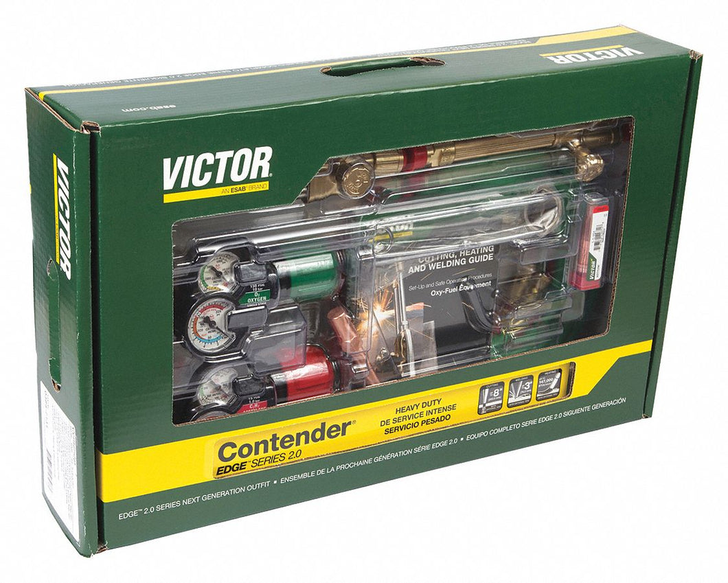 VICTOR 03842130 - Gas Welding Outfit 315FC Torch Handle