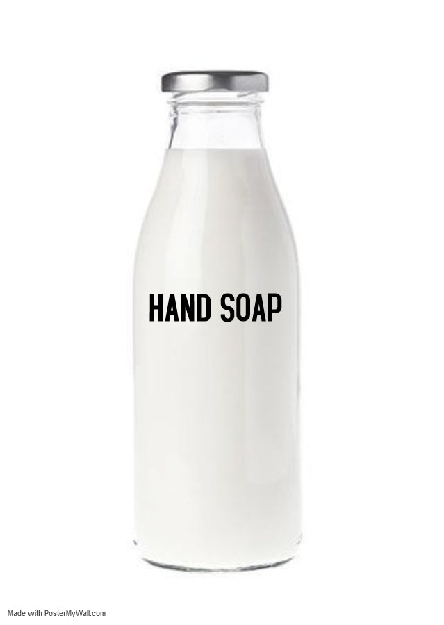 Refill - Liquid Hand Soap - 500ml
