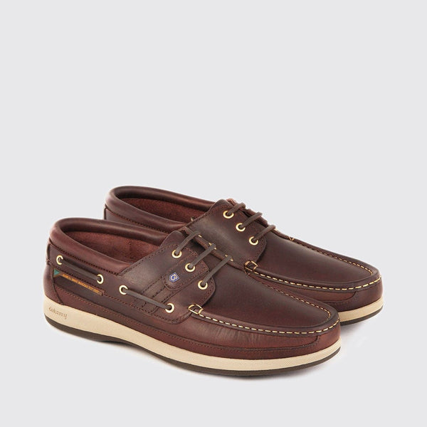 Dubarry - Atlantic Deck Shoe - Old Rum