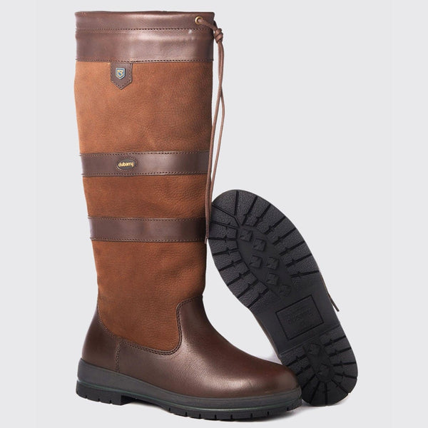 Dubarry - Galway Country Boot - Walnut