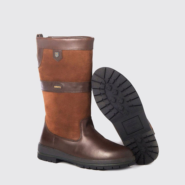 Dubarry - Kildare Country Boot - Walnut