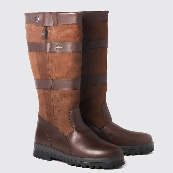Dubarry - Wexford Country Boot - Walnut