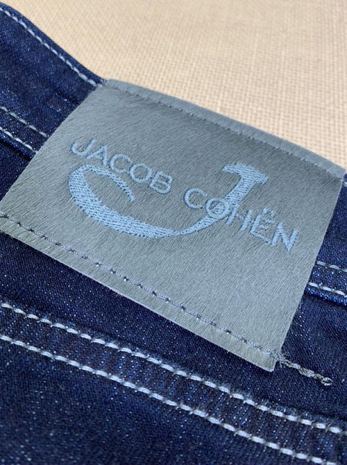 Jacob Cohën - Heavy Dark Denim Jean *End of Line*
