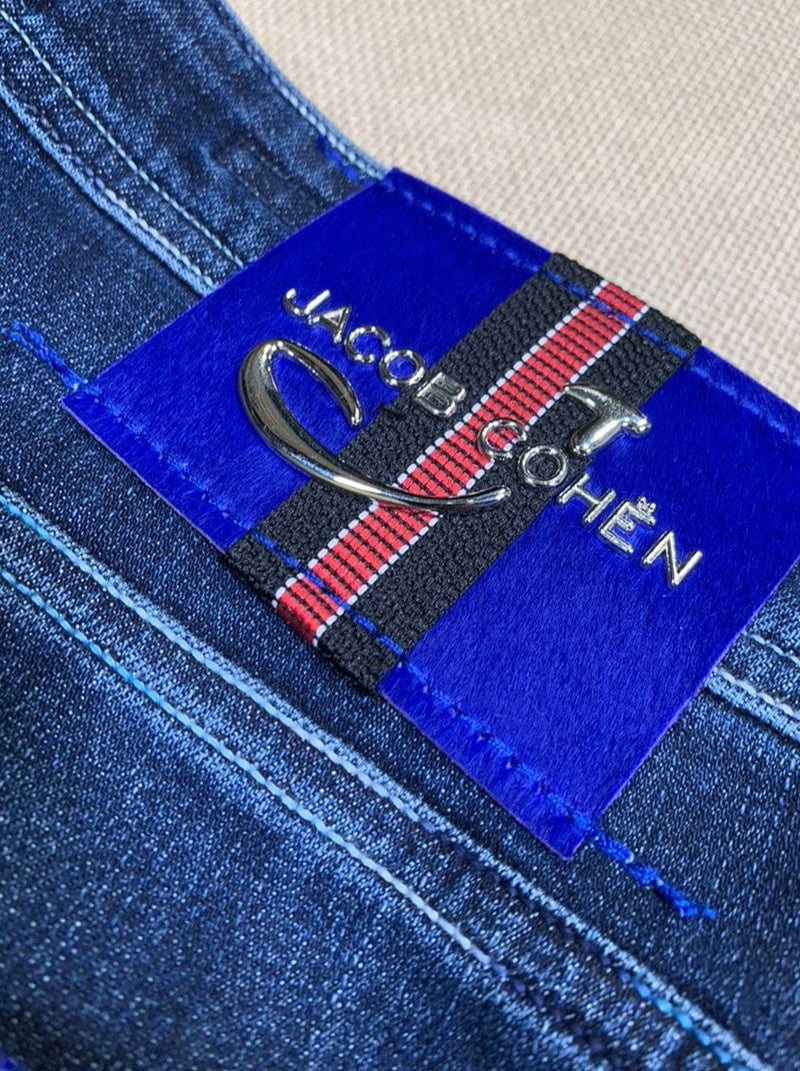 Jacob Cohën - Special Edition Denim Jean *End of Line*