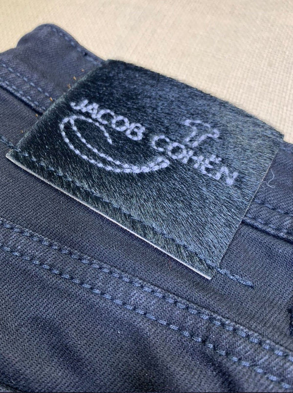 Jacob Cohën - Heavy Black Denim Jean *End of Line*