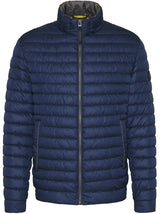 Bugatti - Bugatti Lightweight Airseries Down Jacket - Colour Navy