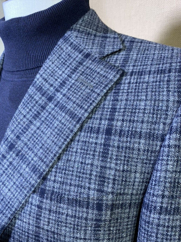 Canali - Wool Check Jacket