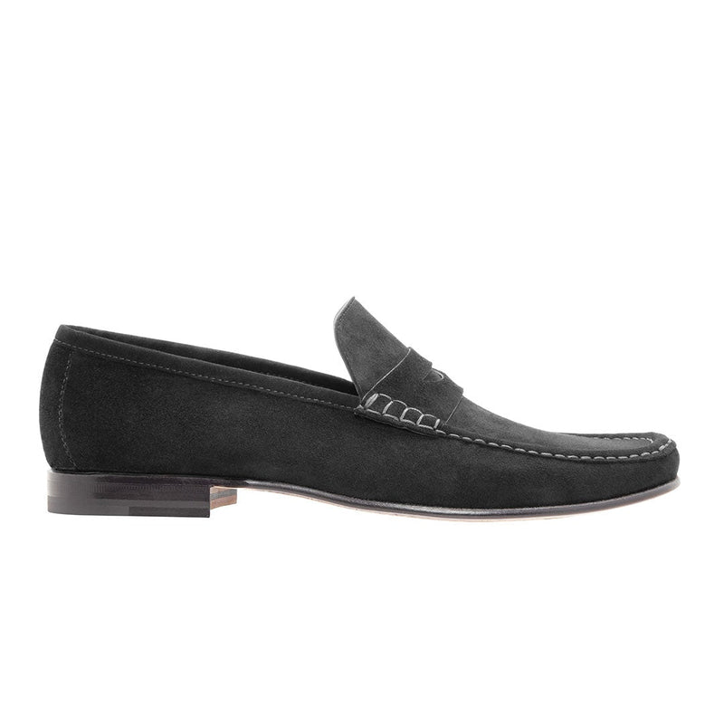 Stemar - Sorrento Suede - Black