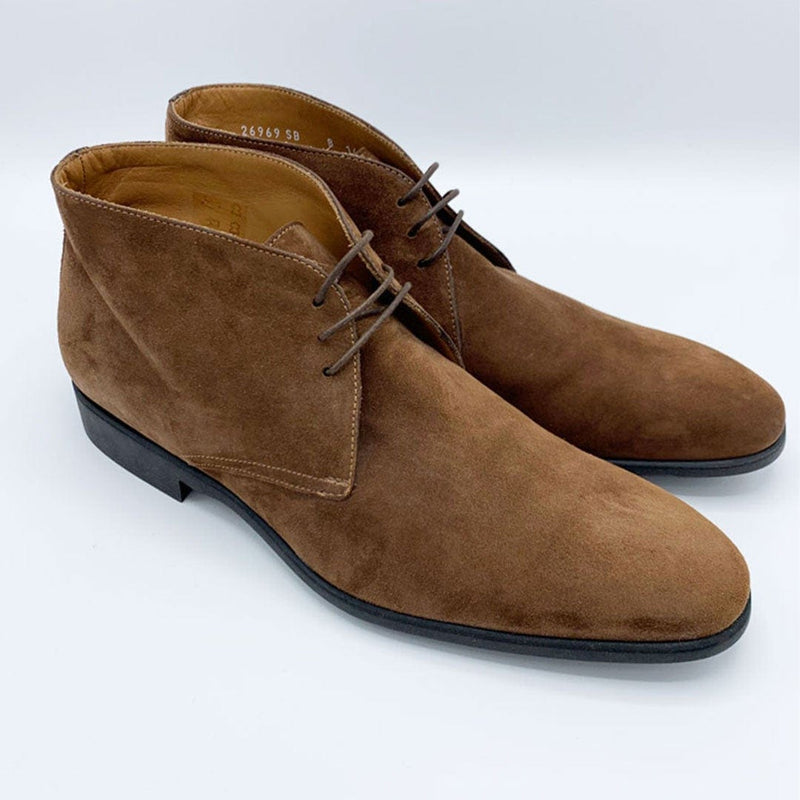 Stemar - Trieste Suede Boot - Brown