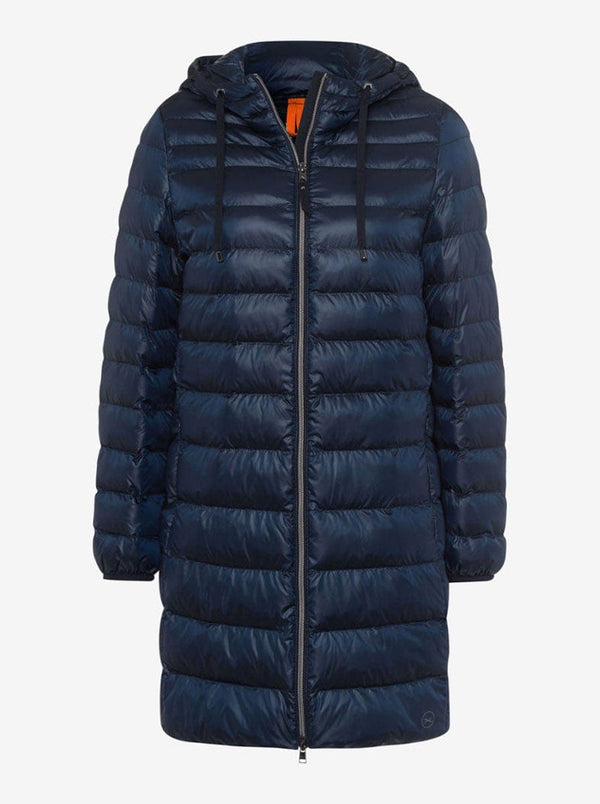 Brax - Down Coat - Basel - Navy