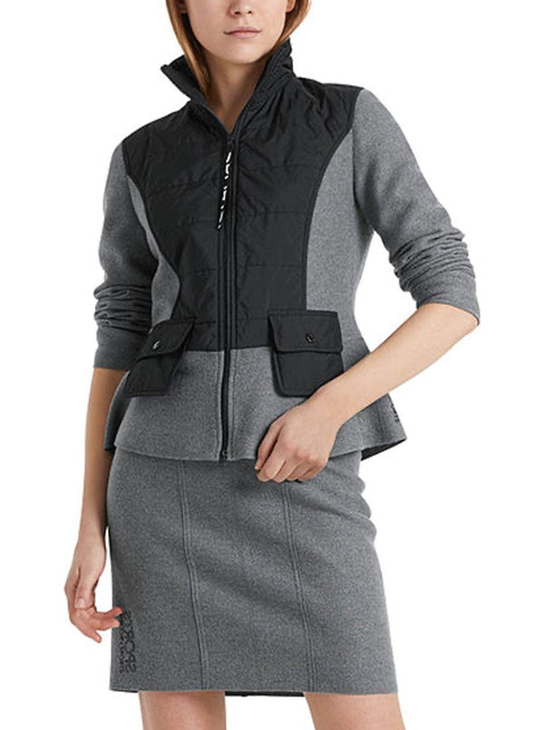 Marc-Cain Sport - Quilted Felt Jacke