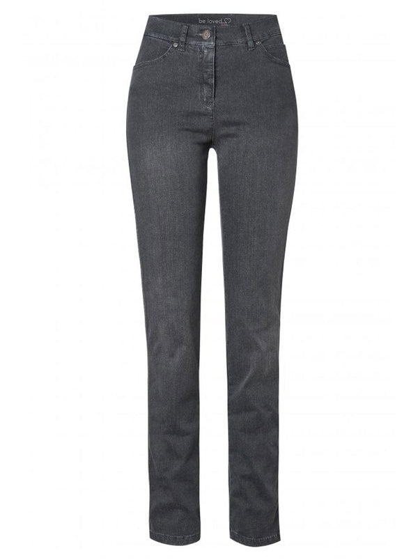 Toni - Be Loved - Slim Fit - Grey Denim Jean