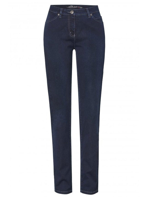 Toni - Perfect Shape - Slim Fit - Blue Denim Jean