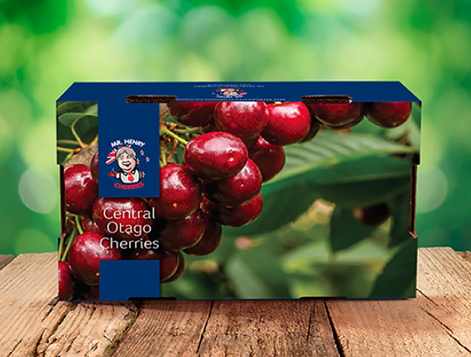Mr. Henry Cherries 2Kg