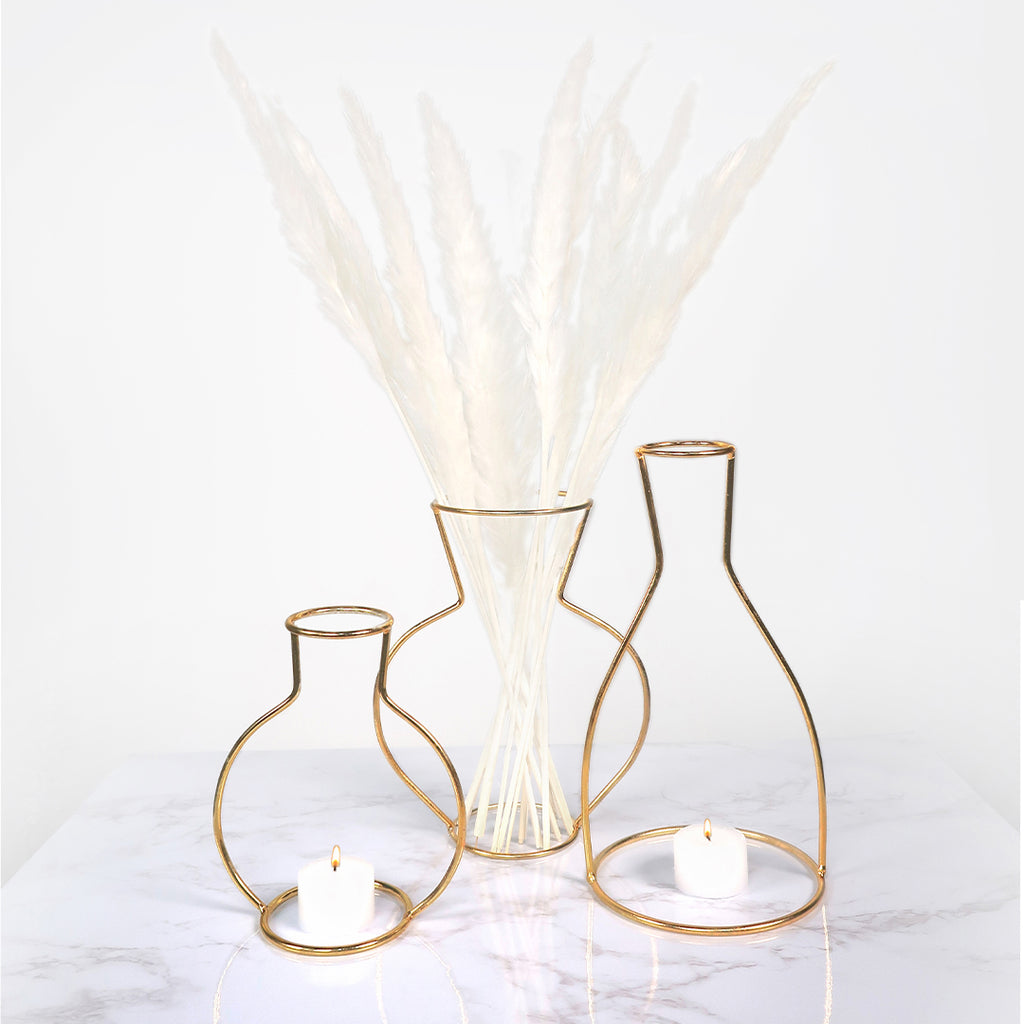 Gold Silhouette Vase™️