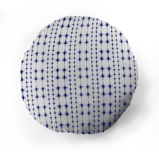 Shibori Pattern Pet Pillow