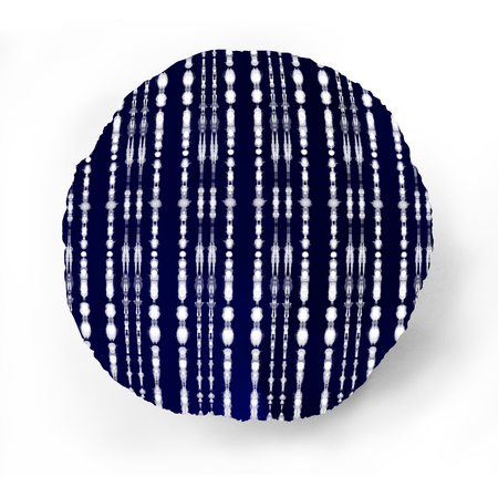 Circle Pattern Pet Pillow