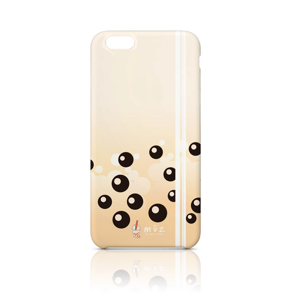 "Bubble Tea ""Black Tea"" Phone Case"