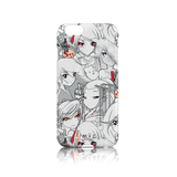 Chibi Collage Phone Case