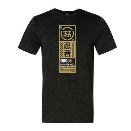 QIFO Chrome Glyph Crew Neck Tee (Men's)