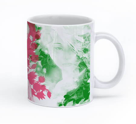 Jade Coffee Mug